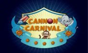In addition to the game The Tribez for Android phones and tablets, you can also download Cannon Carnival for free.