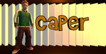 In addition to the game Shredder Chess for Android phones and tablets, you can also download Caper for free.
