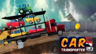 In addition to the game Dragon City for Android phones and tablets, you can also download Car transporter 3D for free.