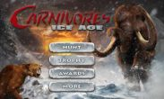 In addition to the game  for Android phones and tablets, you can also download Carnivores Ice Age for free.