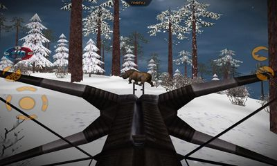 Screenshots of the Carnivores Ice Age for Android tablet, phone.