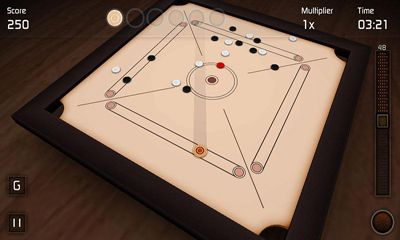 Carrom 3D Free Download Android Game