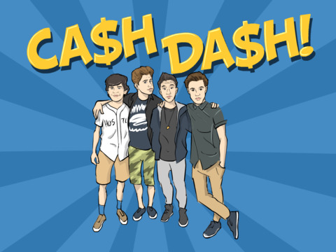 Download Cash dash Android free game. Get full version of Android apk app Cash dash for tablet and phone.
