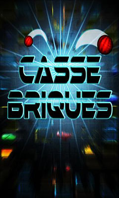 Screenshots of the Casse-Briques for Android tablet, phone.