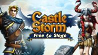 In addition to the game Jumping Finn for Android phones and tablets, you can also download Castle storm: Free to siege for free.