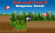 In addition to the game Flick Soccer for Android phones and tablets, you can also download Cat and food 3: Dangerous forest for free.