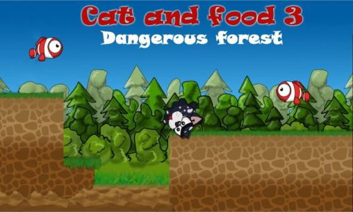 Download Cat and food 3: Dangerous forest Android free game. Get full version of Android apk app Cat and food 3: Dangerous forest for tablet and phone.