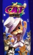 In addition to the game Die For Metal for Android phones and tablets, you can also download Cat Runway for free.