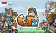 In addition to the game Plants vs. zombies 2: it's about time for Android phones and tablets, you can also download Cat War for free.