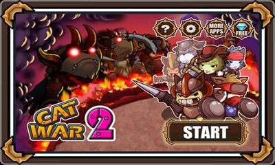 Download Cat War 2 Android free game. Get full version of Android apk app Cat War 2 for tablet and phone.