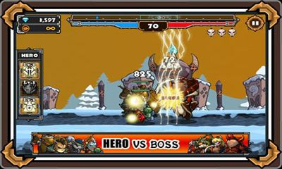 Screenshots of the Cat War 2 for Android tablet, phone.