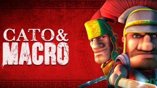 Download Cato and Macro Android free game. Get full version of Android apk app Cato and Macro for tablet and phone.