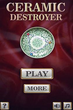 Screenshots of the Ceramic Destroyer for Android tablet, phone.