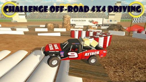 Download Challenge off-road 4x4 driving Android free game. Get full version of Android apk app Challenge off-road 4x4 driving for tablet and phone.