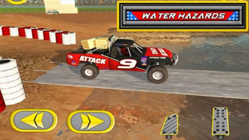 Screenshots of the Challenge off-road 4x4 driving for Android tablet, phone.
