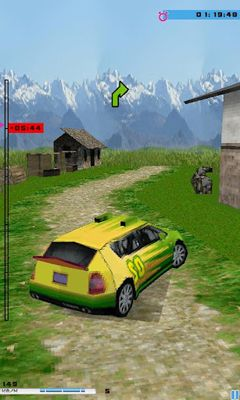 Screenshots of the Championship Rally 2012 for Android tablet, phone.