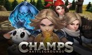 In addition to the game  for Android phones and tablets, you can also download Champs: Battlegrounds for free.