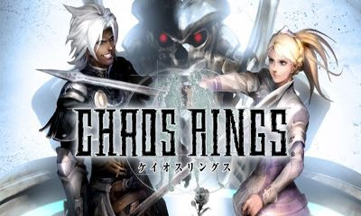 Screenshots of the Chaos Rings for Android tablet, phone.