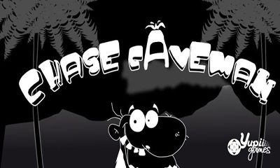 Screenshots of the Chase Caveman for Android tablet, phone.