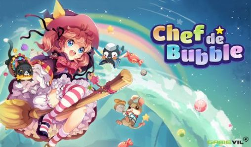 Download Chef de bubble Android free game. Get full version of Android apk app Chef de bubble for tablet and phone.
