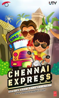 Screenshots of the Chennai Express for Android tablet, phone.