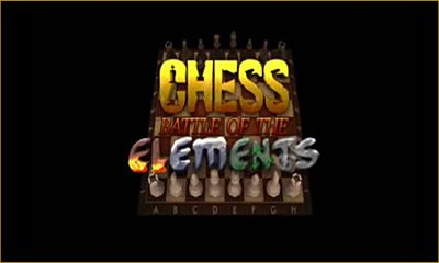 Screenshots of the Chess Battle of the Elements for Android tablet, phone.