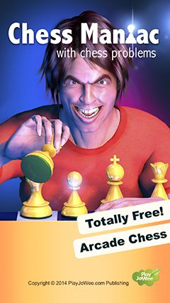 Download Chess maniac Android free game. Get full version of Android apk app Chess maniac for tablet and phone.