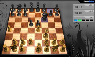Screenshots of the ChessBuddy for Android tablet, phone.