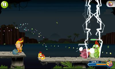 Screenshots of the Chicken boy for Android tablet, phone.