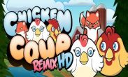 In addition to the game Anger B.C. TD for Android phones and tablets, you can also download Chicken Coup Remix HD for free.