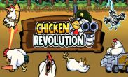 In addition to the game Gem Miner 2 for Android phones and tablets, you can also download Chicken Revolution for free.