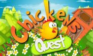 In addition to the game Angry Birds Star Wars II for Android phones and tablets, you can also download Chickens Quest for free.