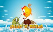 In addition to the game Hill Climb Racing for Android phones and tablets, you can also download Chicks and Turtles for free.