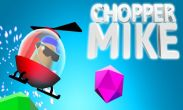 In addition to the game Ninja Wizard for Android phones and tablets, you can also download Chopper Mike for free.