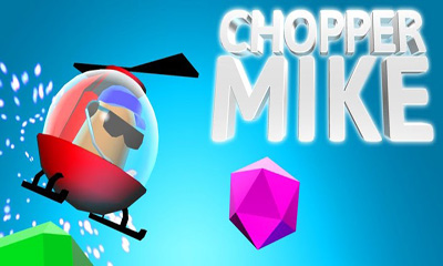 Screenshots of the Chopper Mike for Android tablet, phone.