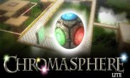 In addition to the game Rail Maze for Android phones and tablets, you can also download Chromasphere for free.
