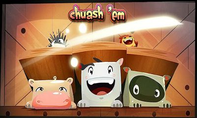Download Chuash 'em Android free game. Get full version of Android apk app Chuash 'em for tablet and phone.