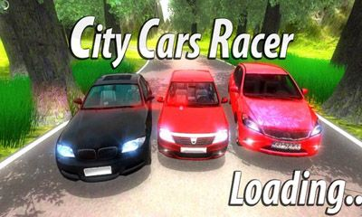 Screenshots of the City Cars Racer for Android tablet, phone.