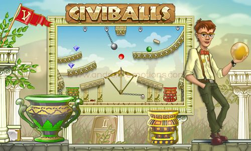 Download Civiballs Android free game. Get full version of Android apk app Civiballs for tablet and phone.