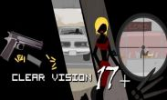 In addition to the game Enigmatis for Android phones and tablets, you can also download Clear Vision (17+) for free.