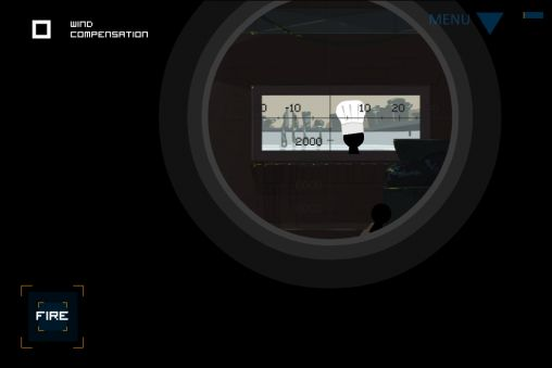 Screenshots of the Clear Vision 3: Sniper shooter for Android tablet, phone.