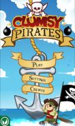 In addition to the game Asphalt Moto for Android phones and tablets, you can also download Clumsy Pirates for free.