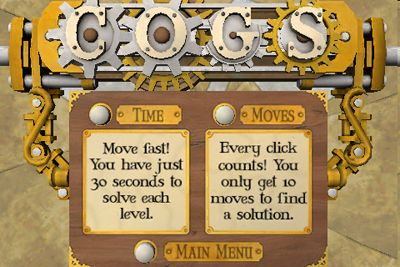 Download Cogs Android free game. Get full version of Android apk app Cogs for tablet and phone.