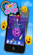 In addition to the game Crystal-Maze for Android phones and tablets, you can also download Coin Drop for free.