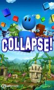 In addition to the game Drums HD for Android phones and tablets, you can also download Collapse! for free.