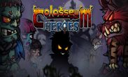 In addition to the game Judge Dredd vs. Zombies for Android phones and tablets, you can also download Collosseum Heroes for free.
