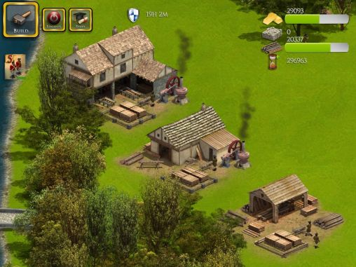 Screenshots of the Colonies vs empire for Android tablet, phone.