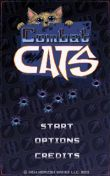 In addition to the game Men in Black 3 for Android phones and tablets, you can also download Combat cats for free.