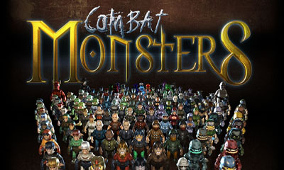 Screenshots of the Combat monsters for Android tablet, phone.