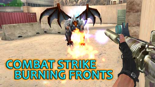 Download Combat strike:Burning fronts Android free game. Get full version of Android apk app Combat strike:Burning fronts for tablet and phone.